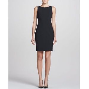 Theory Constance tailor sheath dress